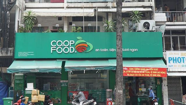 Co.op Food chấm dứt nhượng quyền 17 cửa hàng vì bán giá cao trong dịch