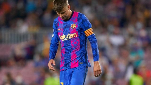 """Tái lập con số kinh hoàng, Barcelona phiên bản """"không Messi"""" thua thảm dưới tay Bayern Munich"""