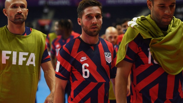 Không trụ nổi 1 phút, đội tuyển Mỹ nhận trận thua đậm hơn cả Việt Nam tại World Cup