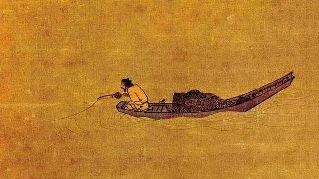 Phóng to 10 lần bức tranh của danh họa đời Tống, nhìn vào chiếc cần câu, hậu thế giật mình kinh ngạc