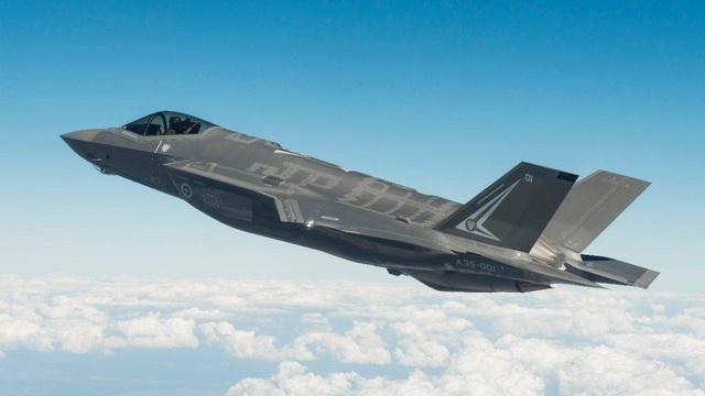 Tiêm kích tàng hình F-35 là 'gót chân Achilles' của không quân Mỹ?