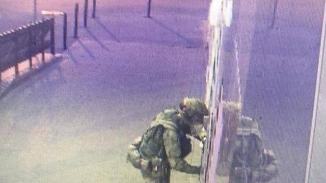 Phát hiện cả kho vũ khí của đối tượng giết 3 người và cho nổ đồn cảnh sát ở Nga