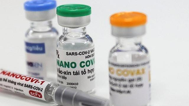 Kết luận mới nhất của Hội đồng đạo đức về vắc xin 'made in Vietnam' Nanocovax