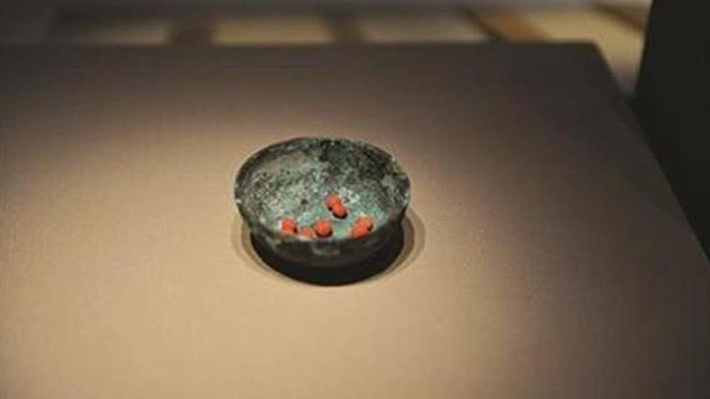 Trong mộ cổ xuất hiện 'thần dược' màu đỏ, sau khi kiểm tra chuyên gia 'lạnh sống lưng': Tần Thủy Hoàng đã thử chúng!