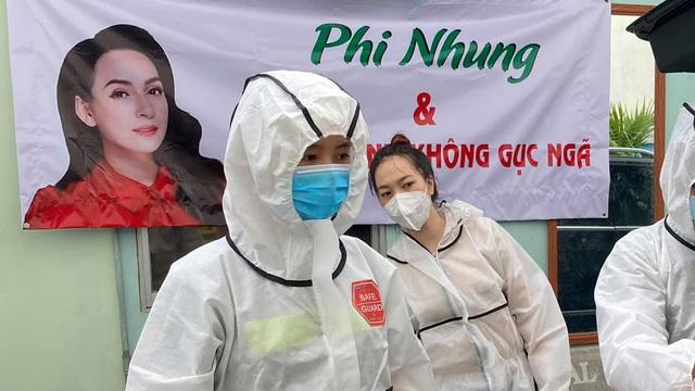 """""""Ai cũng buồn và xót xa khi biết tin Phi Nhung không khỏe nhưng tâm vẫn hướng về mọi người"""""""