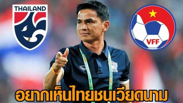 Kiatisuk vẽ nên kịch bản ĐT Thái Lan và Việt Nam tạo ra trận chung kết trong mơ ở AFF Cup