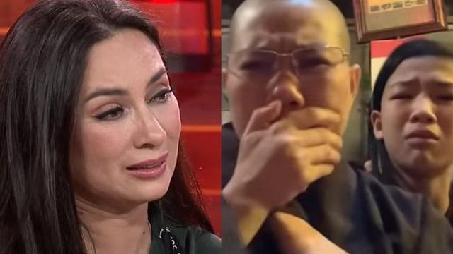 Các con nuôi Phi Nhung bật khóc cầu xin: Cô ơi cứu mẹ con đi! Mẹ mau về với con đi!