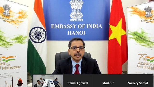 Ấn Độ hỗ trợ phát triển vắc-xin Nano Covax của Việt Nam