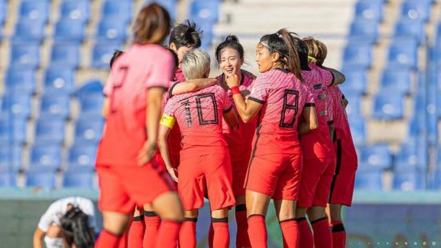 ĐT Hàn Quốc thể hiện sức mạnh tuyệt đối tại Vòng loại Asian Cup 2022