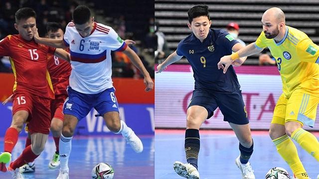 Báo Trung Quốc hết lời khen tuyển Việt Nam, chê Thái Lan có trận đấu thảm hại tại World Cup