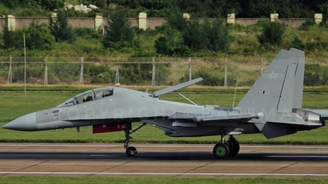 Lộ diện máy bay tác chiến điện tử J-16D của Trung Quốc, đối thủ của Boeing EA-18G