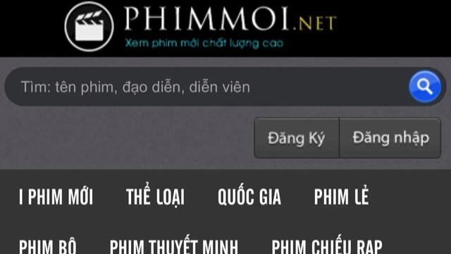 Bay màu hơn 1 tháng, 'Vua lì đòn' Phimmoi lại quay trở lại với giao diện mới?