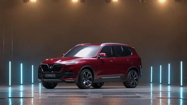 VinFast Lux SA2.0 ưu đãi 'cực mạnh': Ngoài giá cả, mẫu SUV 'made in Vietnam' lấy gì dồn áp lực lên đối thủ?