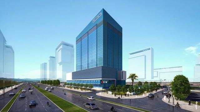 Hé lộ về dự án 220 triệu USD của Samsung tại Hà Nội