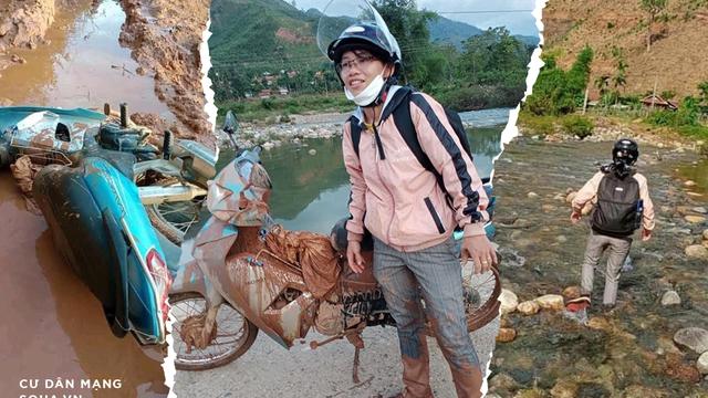"""Cô giáo bản cao đi dạy 12 năm thay 3 chiếc xe máy, vẫn cười tươi khi được """"tắm bùn"""" và hành trình gieo chữ lên non"""