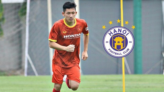 Hà Nội FC chiêu mộ tuyển thủ U22 Việt Nam bằng bản hợp đồng siêu khủng?