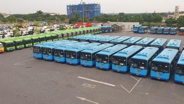 Sở GTVT Hà Nội đề xuất cho taxi được hoạt động trở lại