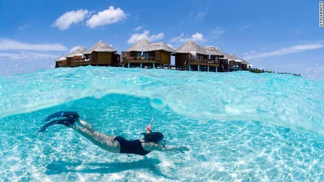 Chiêm ngưỡng 15 bãi biển đẹp nhất thế giới năm 2013