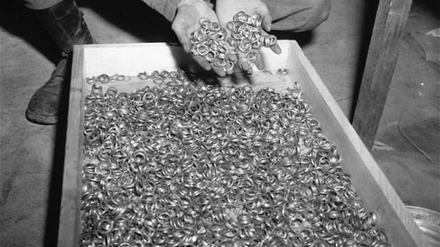 Săn lùng kho vàng 1,5 tỷ USD của Đức Quốc xã