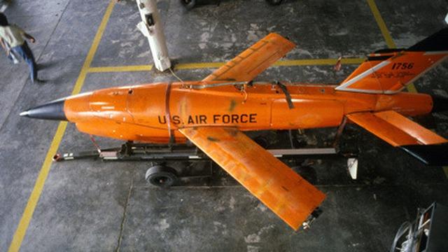 UAV Mỹ từng rụng như sung trên bầu trời Việt Nam
