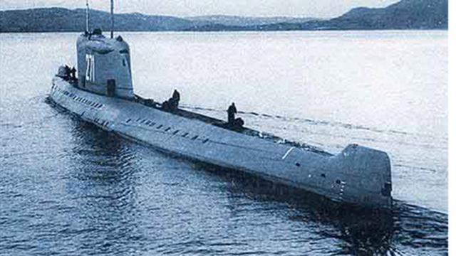 Giải mật vụ tàu ngầm Liên Xô đâm chìm tàu ngầm Trung Quốc (kỳ 1)