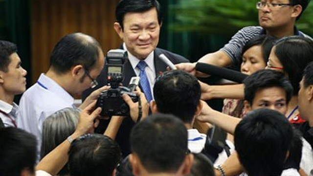 Kiến nghị Chủ tịch nước đứng đầu Hội đồng Bảo hiến