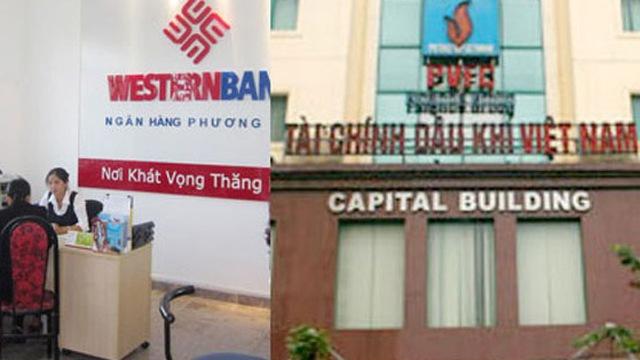 Sở hữu của PVN giảm 26% nếu PVFC hợp nhất Western Bank