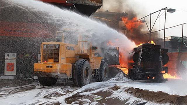 Những con số giật mình trong vụ cháy cây xăng Quân đội