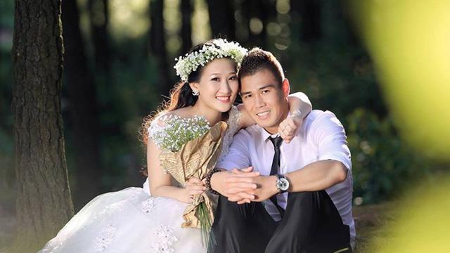 Cầu thủ Việt nô nức kéo nhau đi lấy vợ