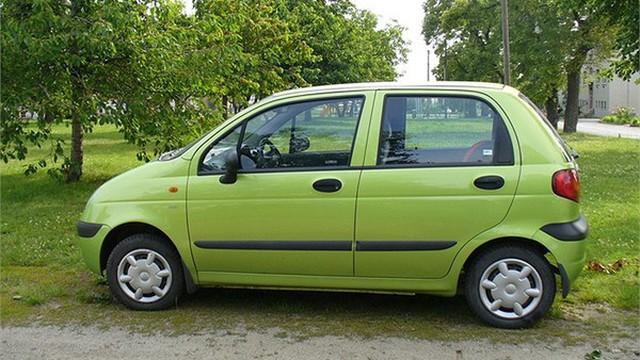 Chiếc xe ô tô đầu tiên của Tăng Thanh Hà