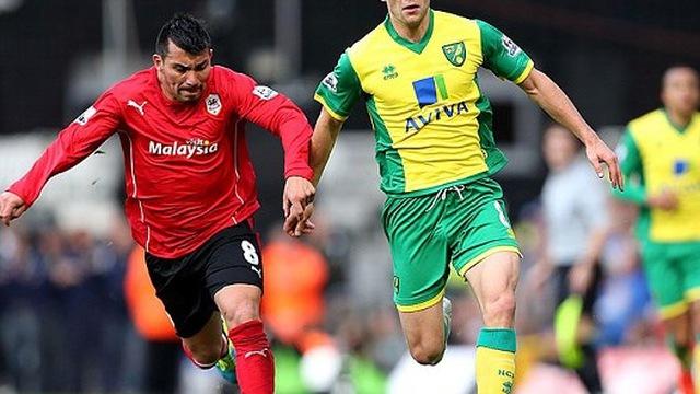Man City vs Norwich: Đào mồ chôn chim Hoàng Yến