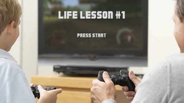 6 bài học quí giá cho cuộc sống từ game