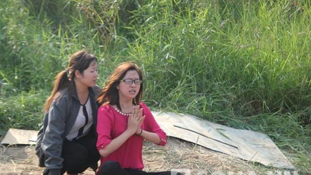 Tiếp tục xuất hiện nhà ngoại cảm ra sông Hồng tìm xác nạn nhân