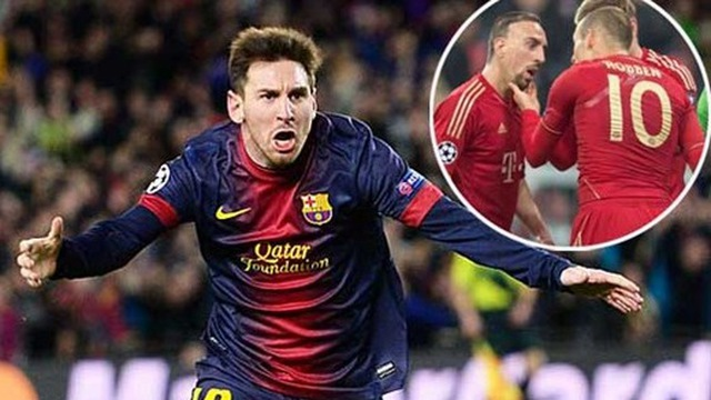 Cầu thủ xuất sắc nhất cúp châu Âu: Trái đắng chờ Messi & CR7!