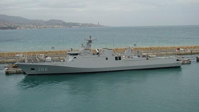 SIGMA-Chiến hạm phòng không đỉnh cao của Việt Nam trên Biển Đông