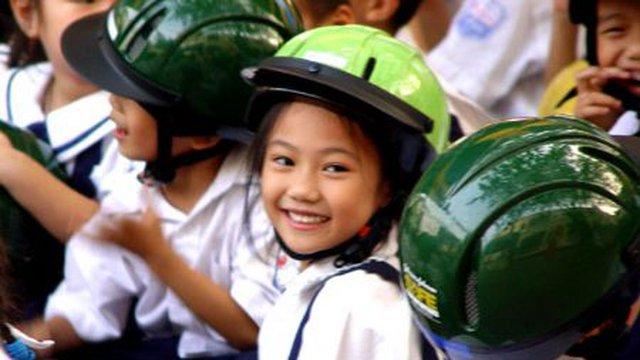 Cấp chứng chỉ an toàn giao thông cho học sinh