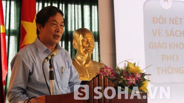 Hình ảnh Đại tướng đưa vào SGK Lịch sử như thế nào sau 2015?