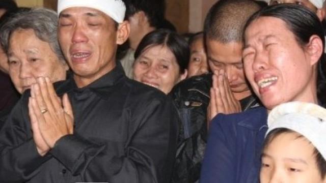 Cậu ruột kể về hai lần suýt chết khi tìm thi thể chị Huyền