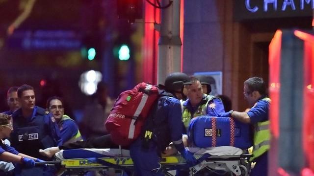 Bắt cóc con tin ở Sydney: Nghi phạm bị tiêu diệt