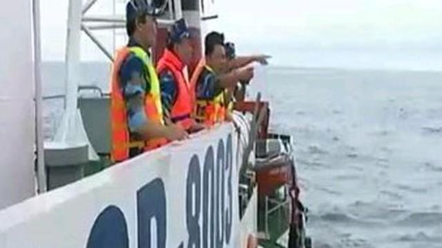 Cuộc sống đời thường trên tàu Cảnh sát Biển 8003