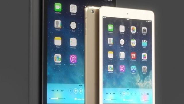 Theo chân iPhone 6, iPad Air 2 và Mini 3 sẽ có cảm biến vân tay
