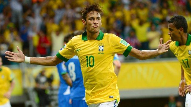 """Bản tin World Cup: Neymar chưa đủ """"tuổi"""" làm trùm World Cup"""