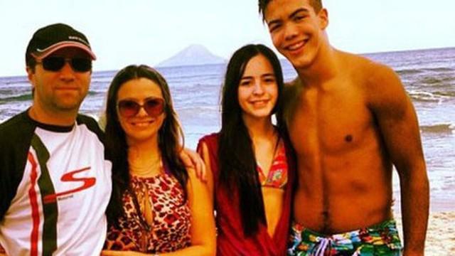 "Con trai Ronaldo ""béo"" có bồ ở tuổi… 13: Hổ phụ sinh hổ tử!"