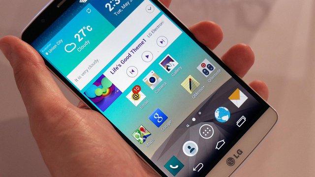 LG G3 chính hãng về Việt Nam với giá cao ngất ngưởng