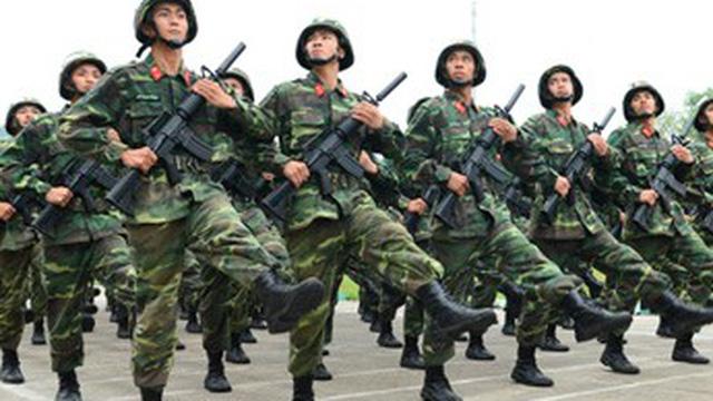 Gần 1.500 chiến sĩ sẽ tham gia lễ duyệt binh dịp 30-4-2015