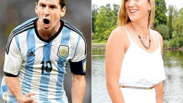 Bóng hồng quần vợt công khai yêu Messi