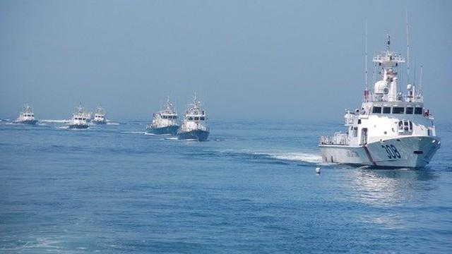 Chiêm ngưỡng đội tàu hùng hậu của cảnh sát biển Hàn Quốc