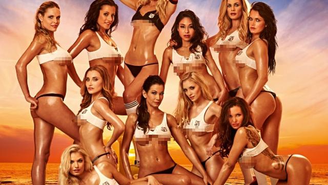 Người đẹp Playboy chào World Cup 2014