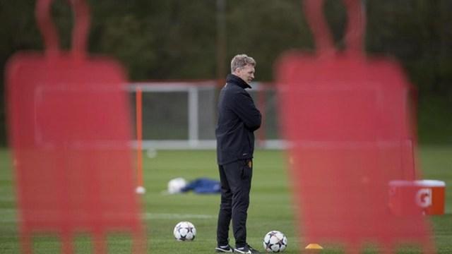 Khoảnh khắc cuối của David Moyes ở Man United
