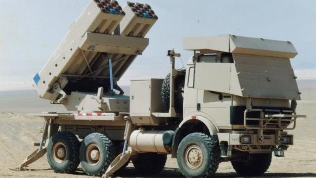 """""""Bão lửa"""" LAR-160 của Israel mạnh cỡ nào?"""